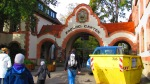 The Leipzig Zoo gates. I post this picture in case you try to find it and can't. This is what you're looking for.
